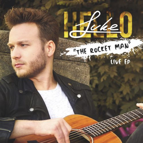 Cover_Rocket Man